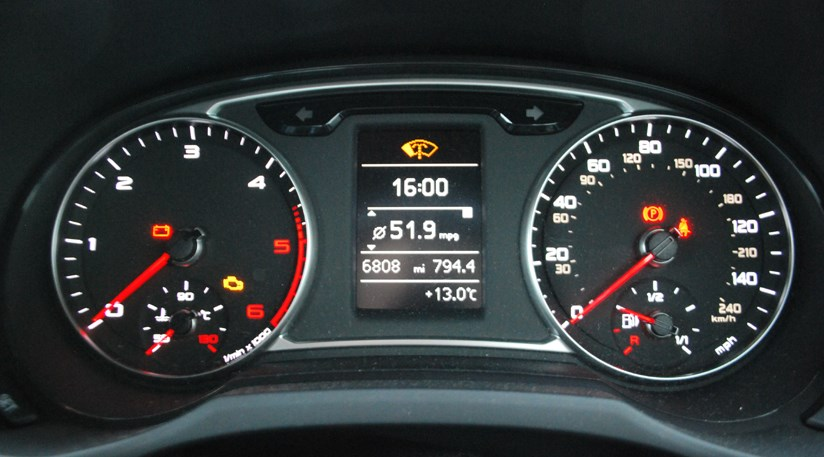 Audi A1 eco run