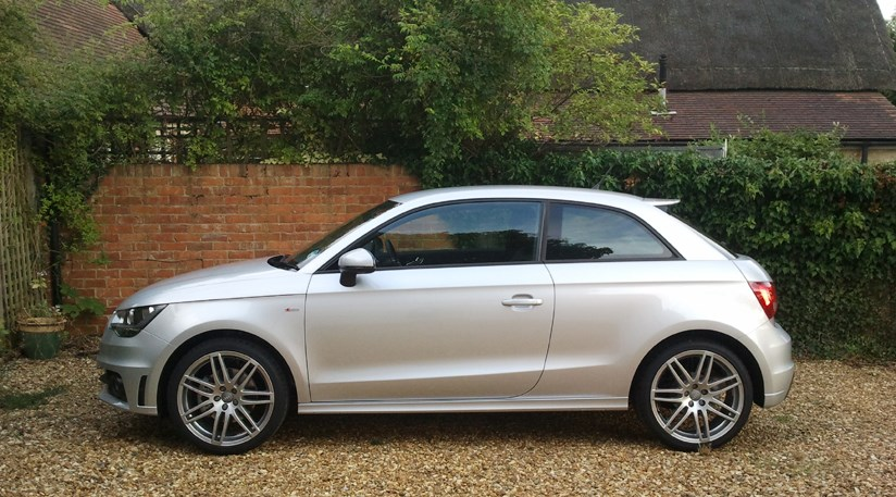 After a long await car magazine s new audi a1 is here this may be the