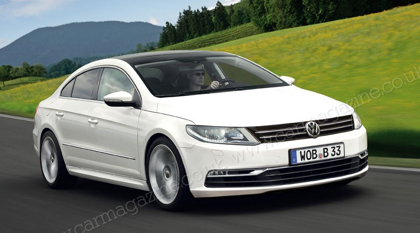 VW Plans A Passat Coupe, SUV And Cabrio (2014)