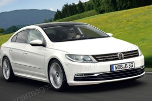 Volkswagen will facelift the Passat CC in 2012. But the real Passat fireworks are reserved for 2014