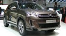 Citroen C4 Aircross SUV (2012) first pictures