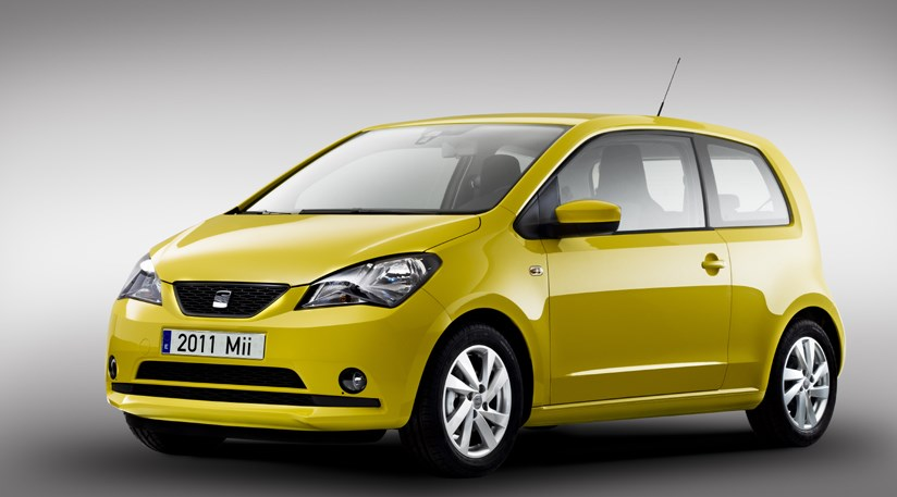 seat mii 2012 the spanish vw up city car by car magazine. Black Bedroom Furniture Sets. Home Design Ideas