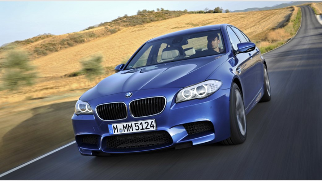 BMW M5 2011 review by CAR Magazine
