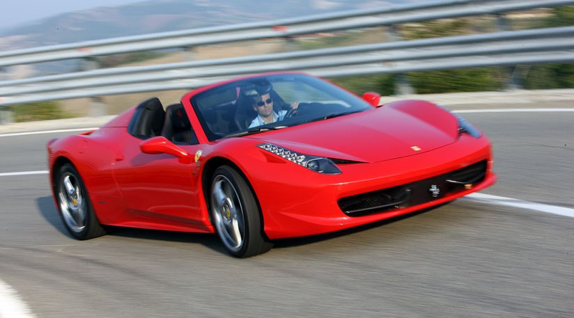 Ferrari 458 Spider (2011) Review ...