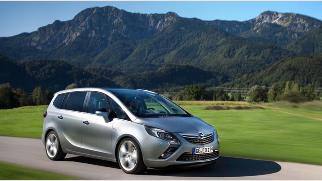 Vauxhall Zafira Car Magazine