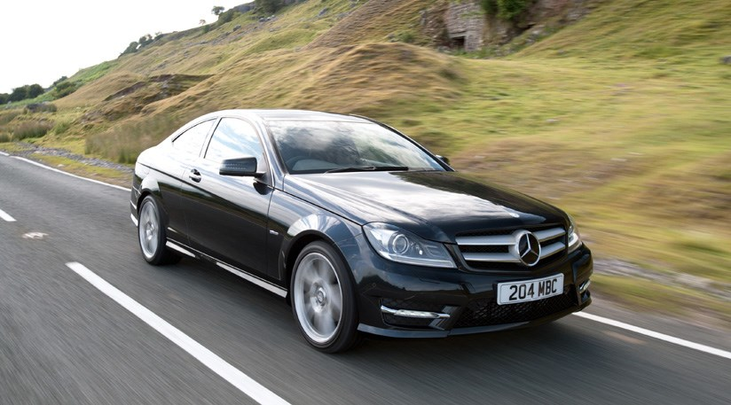 mercedes c250 cdi coupe 2011 review by car magazine. Black Bedroom Furniture Sets. Home Design Ideas