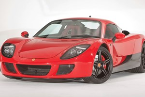 Ginetta G60 (2011) first official pictures