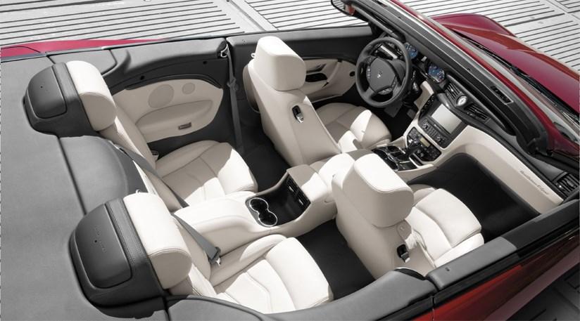 Maserati Grancabrio Sport (2011) review | CAR Magazine