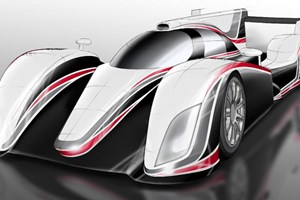 Toyota will compete at 2012 Le Mans with a hybrid