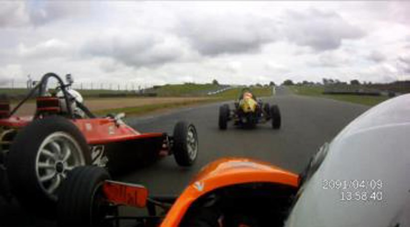 Diaries of a budding race driver on a meagre budget Pt1