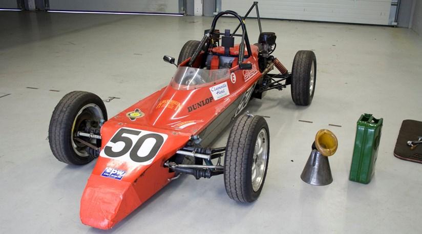 Racing on a budget