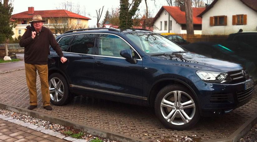 VW Touareg 3 0 TDI (2012) long-term test review | CAR Magazine