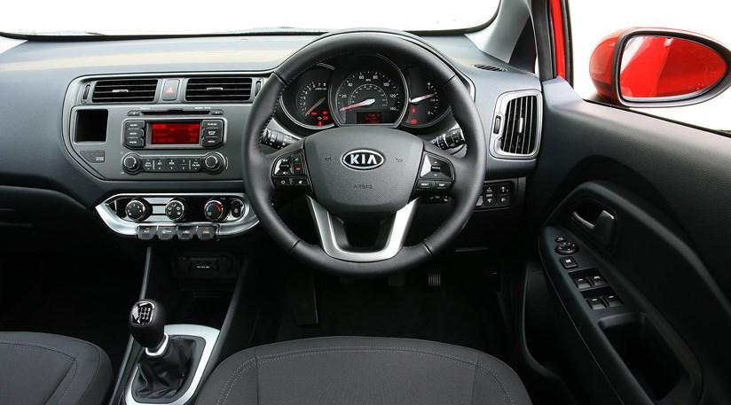 ... Kia Rio 1.4 (2011) Review ...