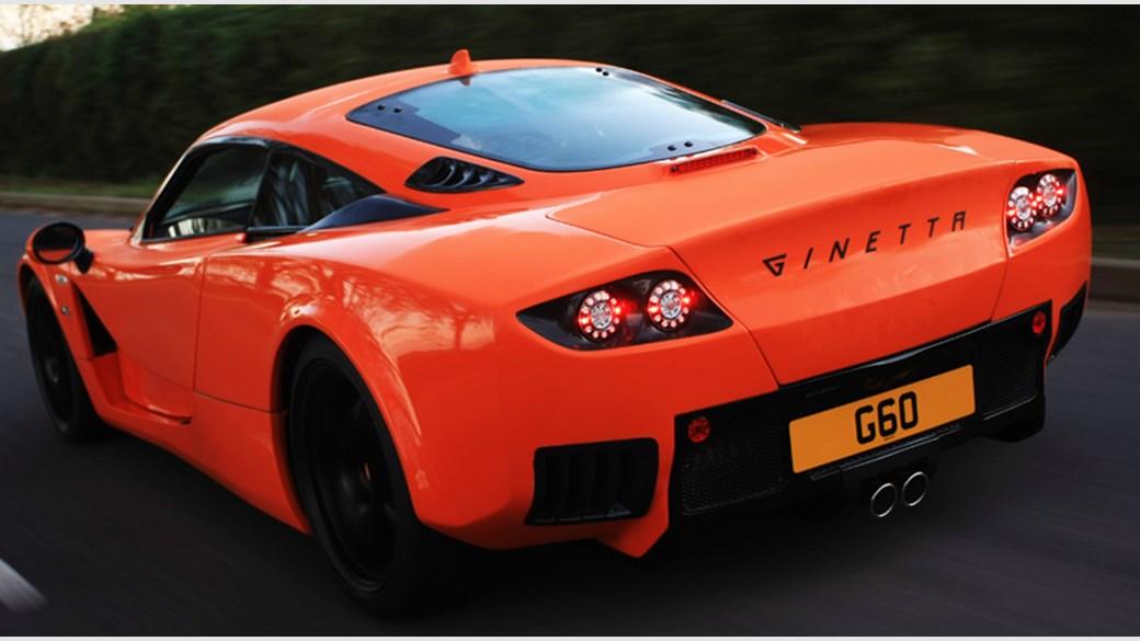 Ginetta G60 (2011) review | CAR Magazine