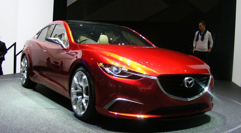 Mazda Takeri concept (2011) first official pictures   CAR ...