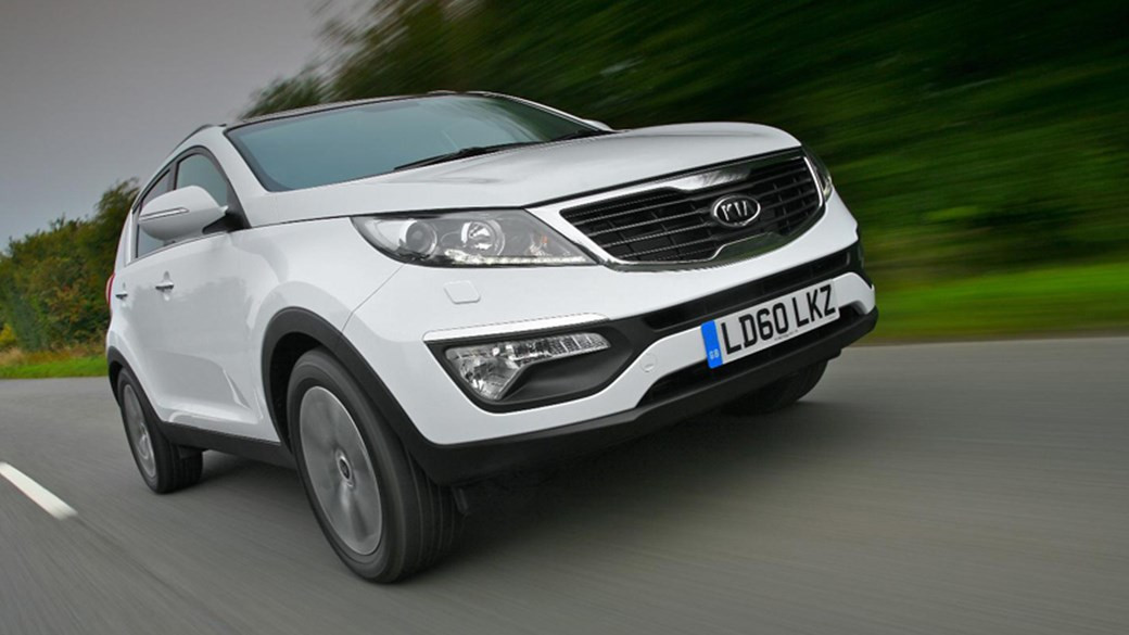 Kia Sportage 1.7 CRDi 2WD (2011) Review