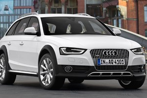 Audi A4 (2012): the revised saloon, Avant and Allroad. The new Audi A4 Allroad