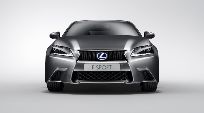 Lexus GS F Sport (2012) first official pictures | CAR Magazine