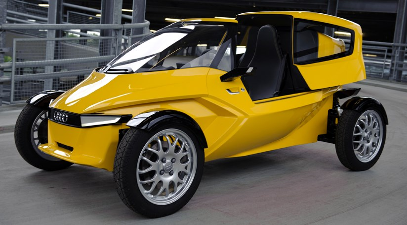 Audi Urban Concept 2011 Review Car Magazine