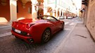 New 2012 Ferrari California. Here in UK showrooms for March 2012