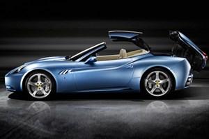 Ferrari California: 30kg lighter, 30 horsepower more for 2012