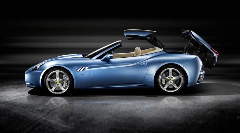 Ferrari California More Power In 2012 Update Car Magazine
