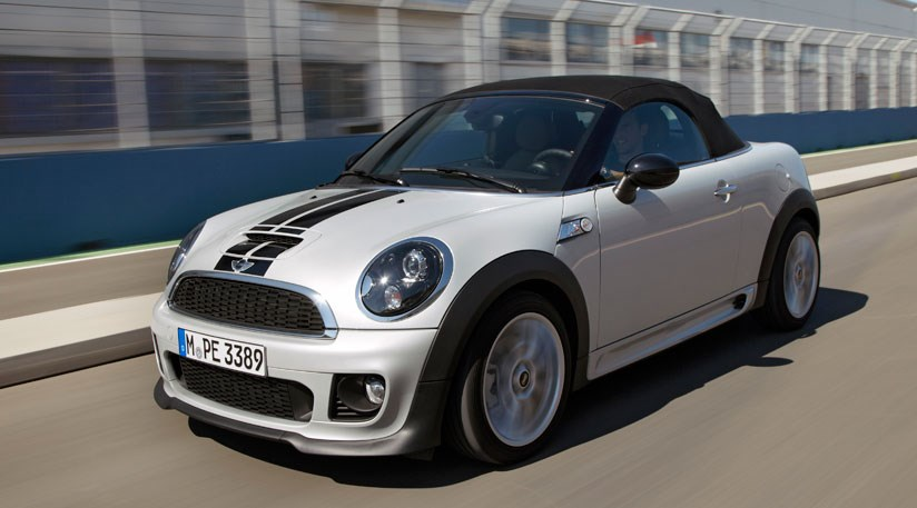 Soft Top For The Mini Roadster No Folding Metal Roofs Shenanigans Here