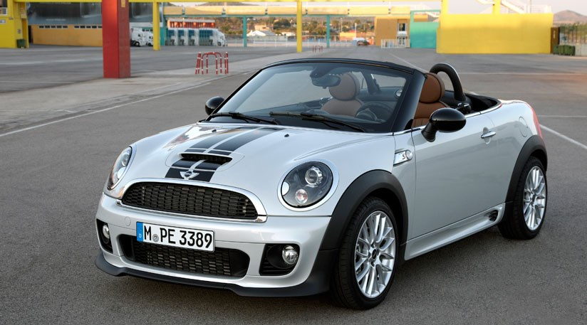 Mini Roadster 2012 First Official Pictures Car Magazine