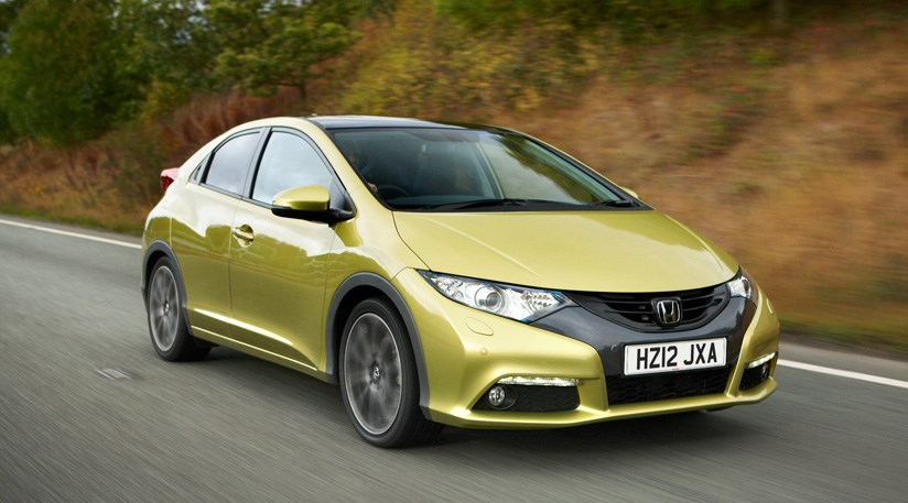 Honda Civic 1.8 IVTEC EX GT (2011) Review ...