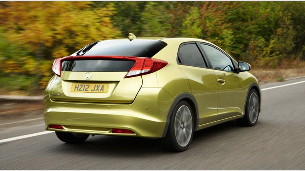 Honda Civic 18 Ivtec Ex Gt 2011 Review Car Magazine