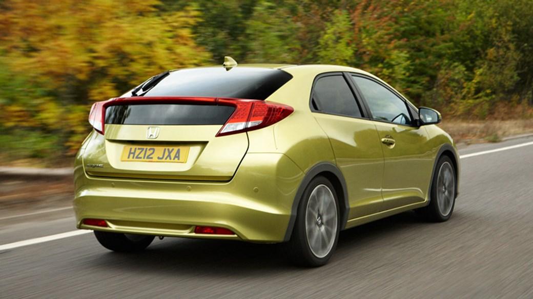 Honda Civic 1.8 IVTEC EX GT (2011) Review