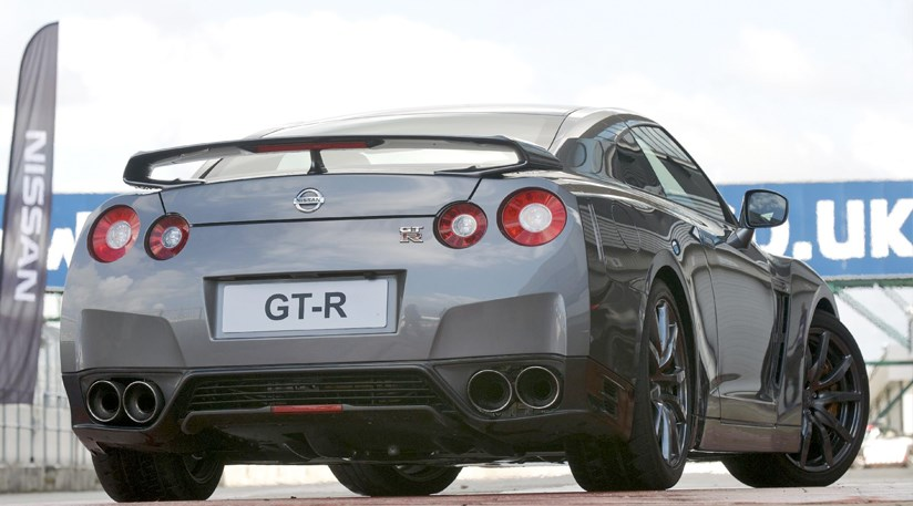 Perfect ... Nissan GT R (2012) Review