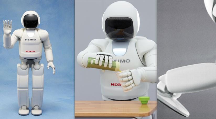 Honda Unveils The New 2012 Asimo Robot By Car Magazine