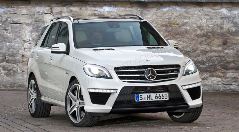 Crossover mercedes pictures for Mercedes benz cross over