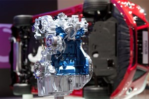 Ford begins building 1.0 Ecoboost, a microsized 3cyl