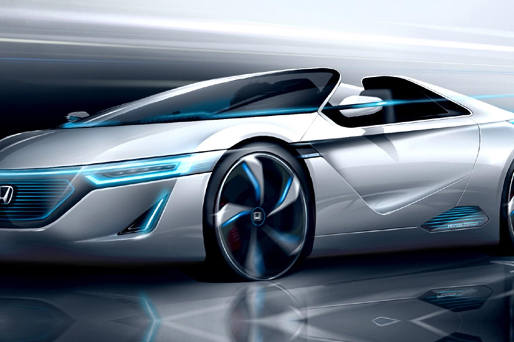 Bon Honda Small Sports EV Concept