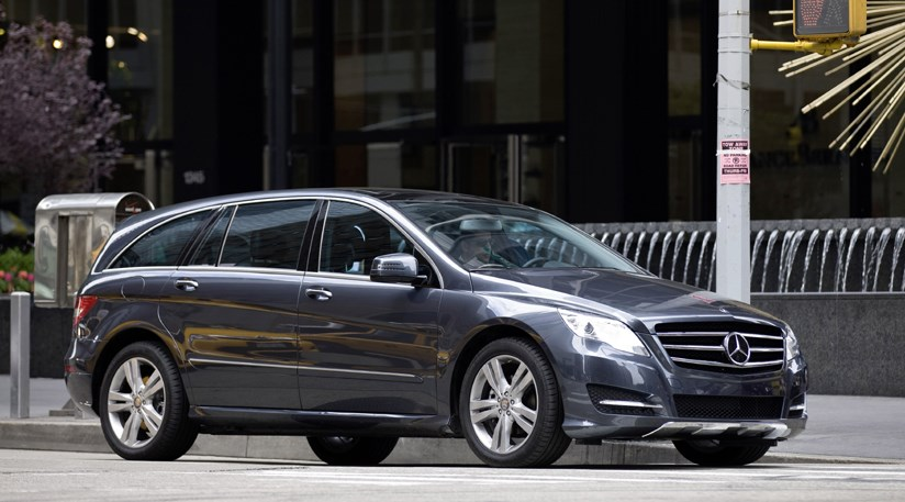 Mercedes R350 Cdi L 2011 Review Car Magazine