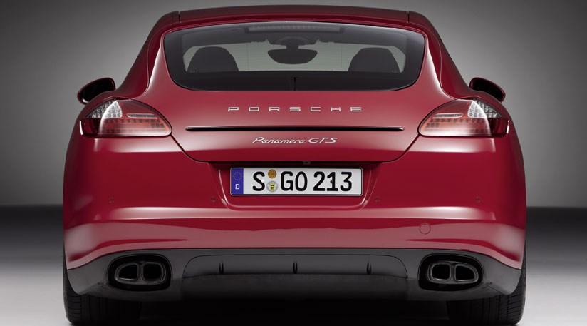 Porsche Panamera GTS (2012) first pictures | CAR Magazine