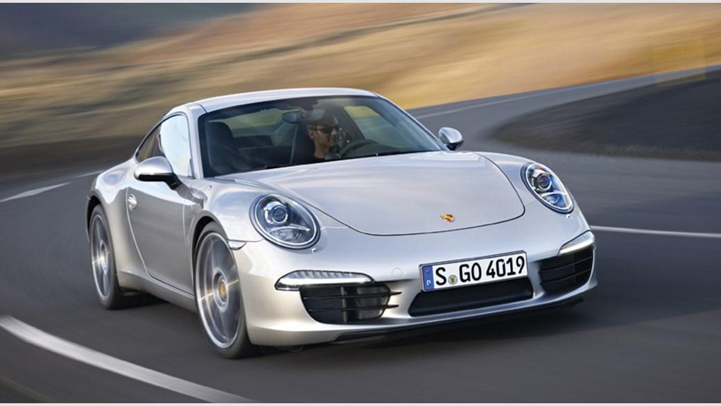 Porsche 911 Carrera S 2017 Review