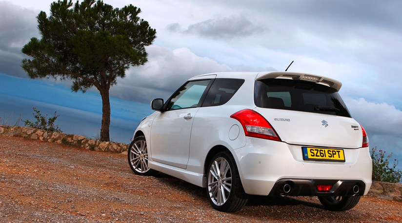 Suzuki Swift Sport (2011) Review ...