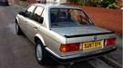 Alex Tapley's D-reg 1980s BMW E30 320i