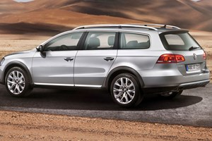 VW Passat Alltrack: the poor man's Audi A6 Allroad