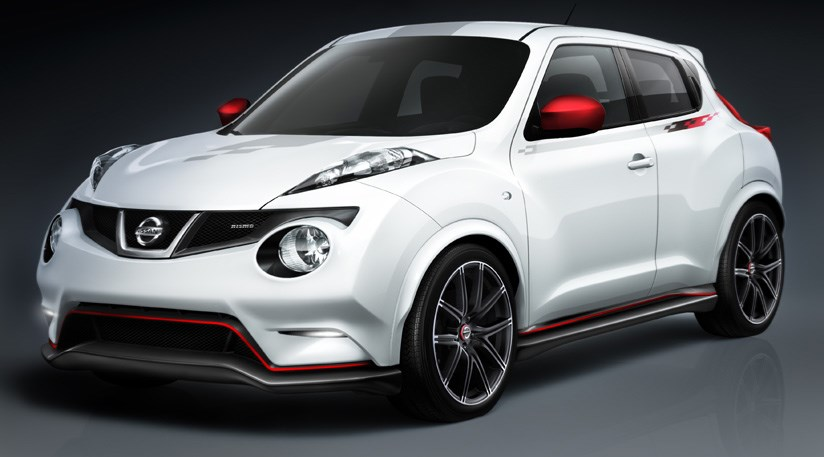Nissan Juke Nismo Concept (2011) first official pictures | CAR Magazine