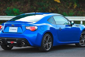 Subaru's new 2012 BRZ. Unveiled at last