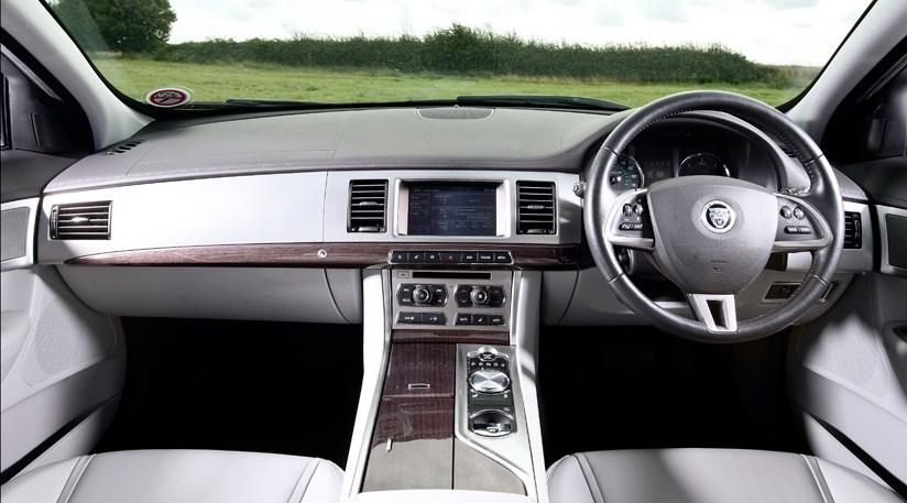 Jaguar XF D Longterm Test Review By CAR Magazine - 2012 jaguar xfr review