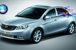 Chinese car maker Geely to launch in UK in 2012