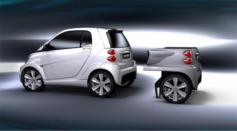 Rinspeed Dock Go Concept Car 2012 A More Practical