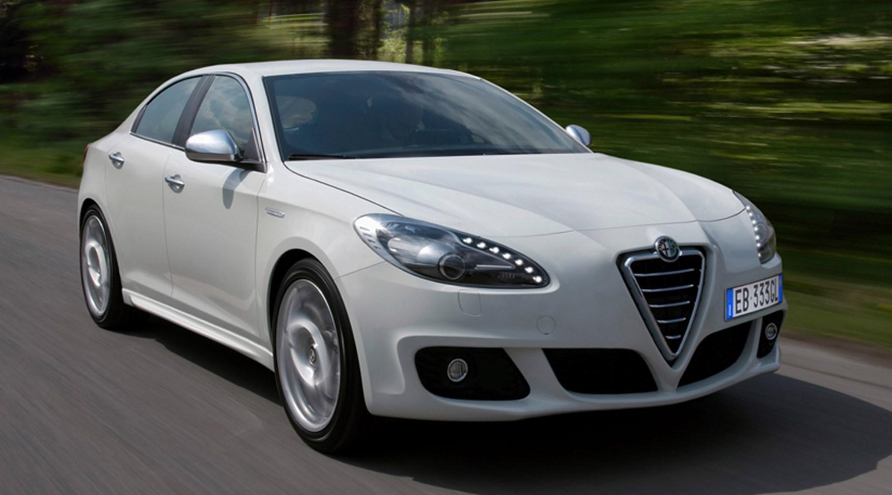Alfa Romeo Giulia News Alfa Romeo Giulia 2014 The