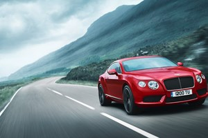 New Bentley Continental V8 is hardly an eco special: this V8 musters 500bhp
