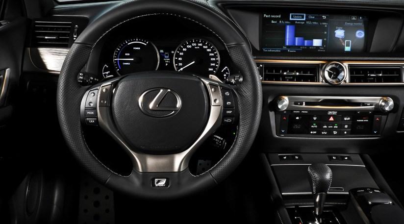 Lexus GS450h F Sport (2012) review | CAR Magazine